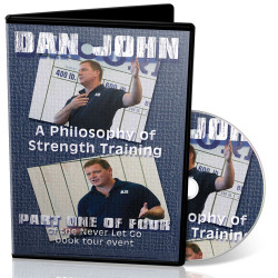 Strength Philosophy by Dan John