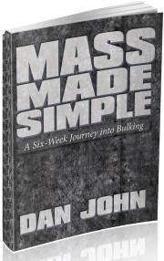 Weight Gain Program - Mass Made Simple by Dan John