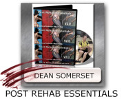 Dean Somerset Post Rehab Essentials