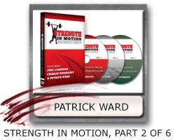 Patrick Ward - Patrick Ward Athletic Training - Training Elite Athletes