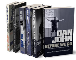 Dan John Book Package