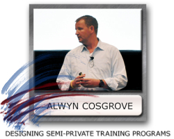 Alwyn Cosgrove Small Group Training - Semi Private Training Programs - Setting Up Small Group Training