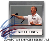Brett Jones corrective exercise