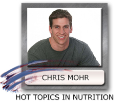 Chris Mohr Nutrition - Current Nutrition Trends - What'S New In Nutrition
