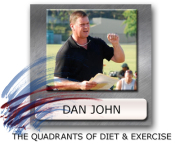 quadrants of training Dan John