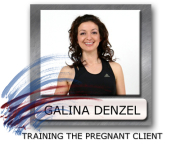 Galina Denzel weight training for women