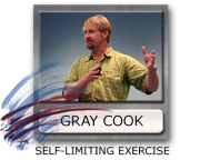 self limiting exercise Gray Cook