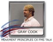 CK-FMS Gray Cook