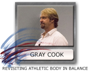 Gray Cook Athletic Body in Balance