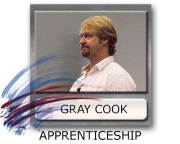 Gray Cook Apprentice vs intern