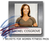 women in the fitness business Rachel Cosgrove