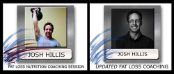 Josh Hillis fat loss habits coaching bundle