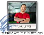 Taylor Lewis strength program