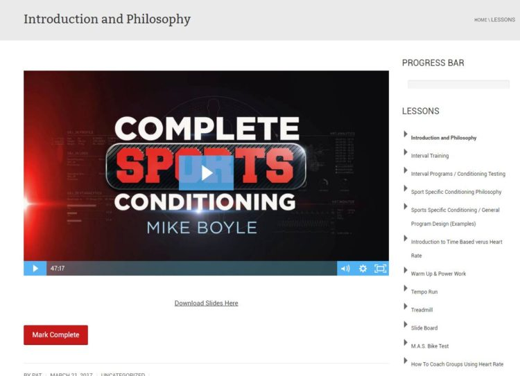 Mike Boyle complete-sports-conditioning