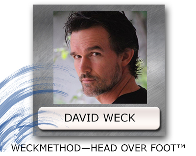 David Weck WeckMethod Head Over Foot