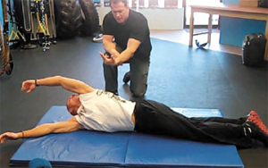t spine mobility with Perry Nickelston