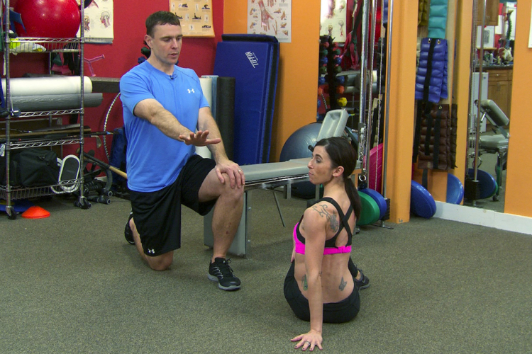 correctives for t spine mobility