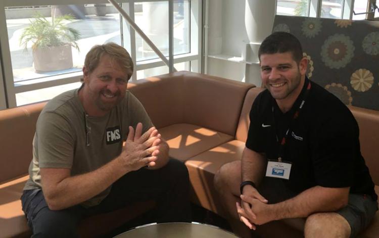 Cody Dimak interviews Gray Cook