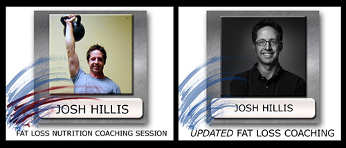 Josh Hillis fat loss habits coaching bundle