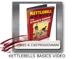 Brett Jones Kettlebells - Kettlebells For Personal Trainers - Kettlebells For Strength