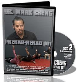 mark cheng prehab rehab video, mark cheng groundwork progressions, mark cheng corrective exercise video