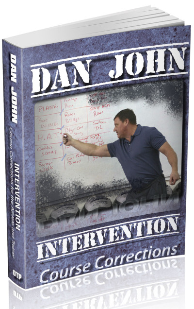 Dan John Intervention
