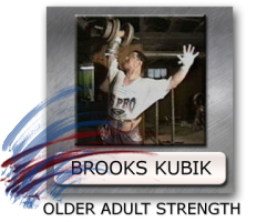 dinosaur training for adults, brooks kubik training program, strength training for seniors