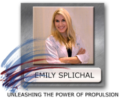 propulsion training Emily Splichal