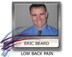 how to fix low back pain, can i train with low back pain, exercises for low back pain