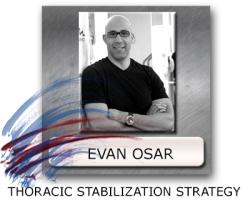 Evan Osar Stabilization - Thoracic Stabilization - Core Stability