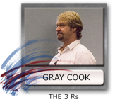 Gray Cook 3 Rs