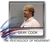 Gray Cook Discovering Movement Issues - Goal Of Corrective Exercise - Movement Dysfunction Issues
