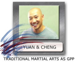 Martial Arts For Gpp - Physical Preparedness And Martial Arts - Jimmy Yuan And Mark Cheng
