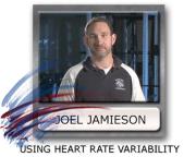 Joel Jamieson Heart Rate Variability - How To Measure Heart Rate Variability - Training Heart Rate Variability