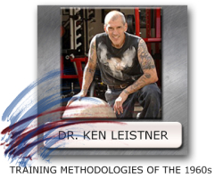 Dr Ken Leistner - Dr Ken Training - East Coast Training 1960S