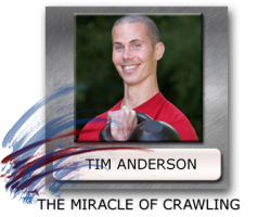 tim anderson crawling, benefits of crawling, what does crawling do