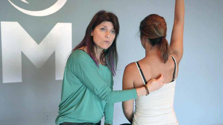Sue Falsone - cervical spine - cervical thoracic junction