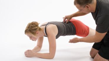 Plank drill