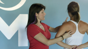 shoulder tightness due to low t-spine mobility Sue Falsone