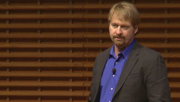 Gray Cook speaking at Stanford University