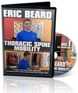 Eric Beard t-spine mobility video