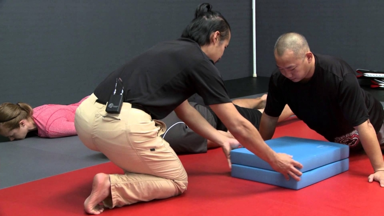 Mark Cheng prehab drills