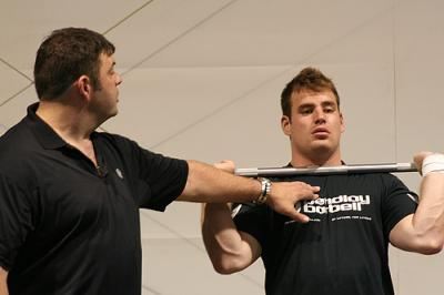 Glenn Pendlay weightlifting lecture