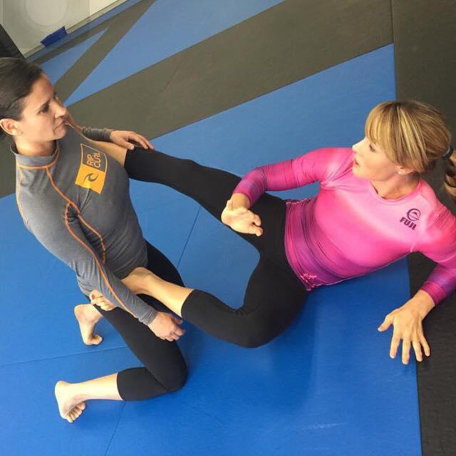 Sophia- Drysdale-resistance-training-self- defense