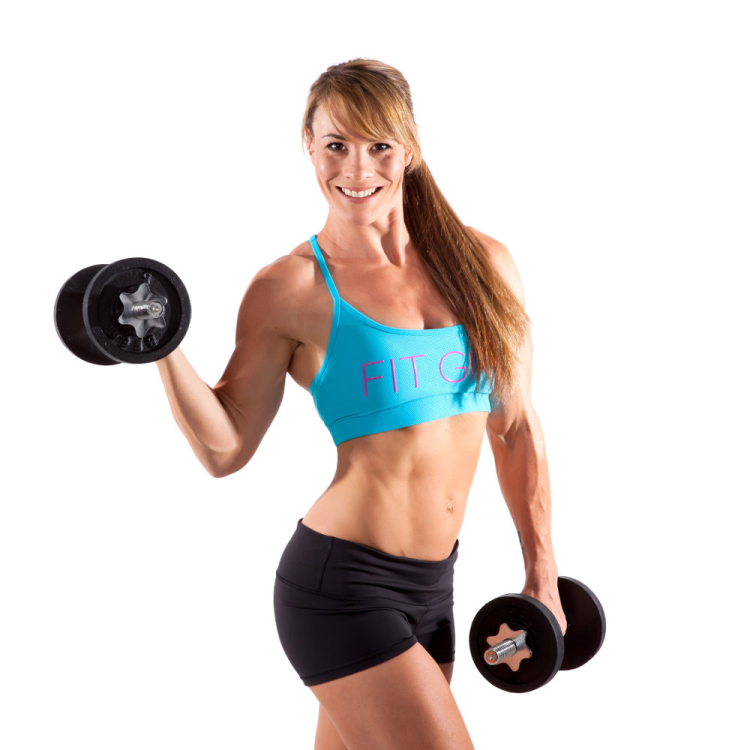 Sophia- Drysdale-resistance-training-weights