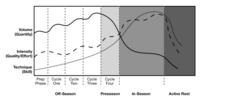 Models of Periodization - On Target Publications