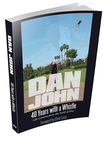 Dan John 40 Years with a Whistle book